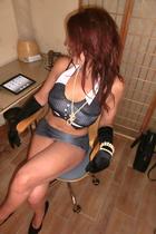 Redhead secretary
