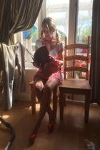 schoolgirl outfit Escort Kent