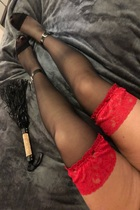 red top stockings